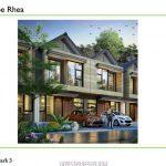 Rumah Golden Park3 TIpe Rhea