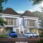 Rumah Latigo Village Tipe 8x15