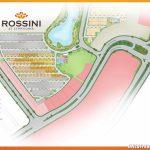 Lokasi Cluster Rossini