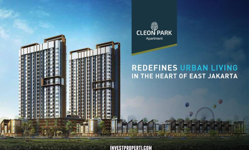 Apartemen Cleon Park JGC