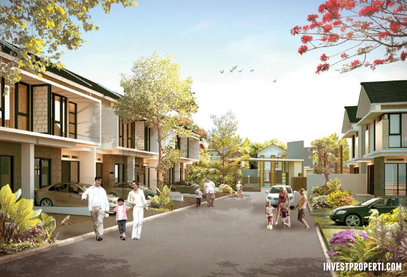 Cluster Vinus 88 Residence Tangerang