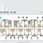 Floor Plan Level 16-28