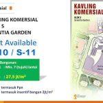 Kavling Komersial Blok S Scientia Garden