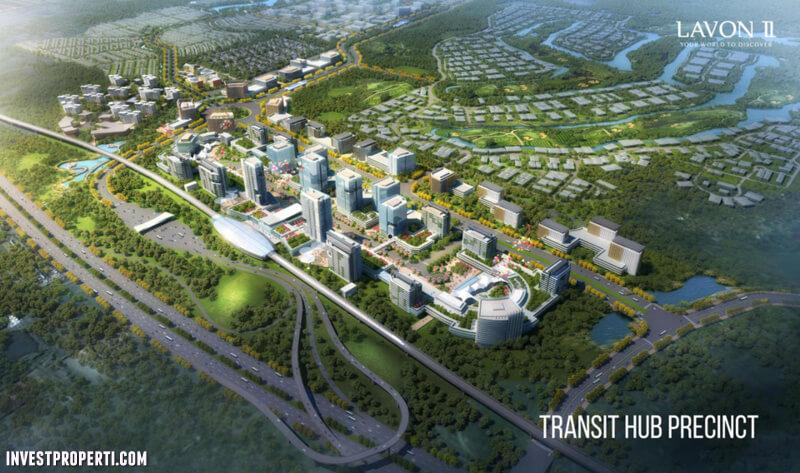 Lavon 2 Tangerang Transit Hub