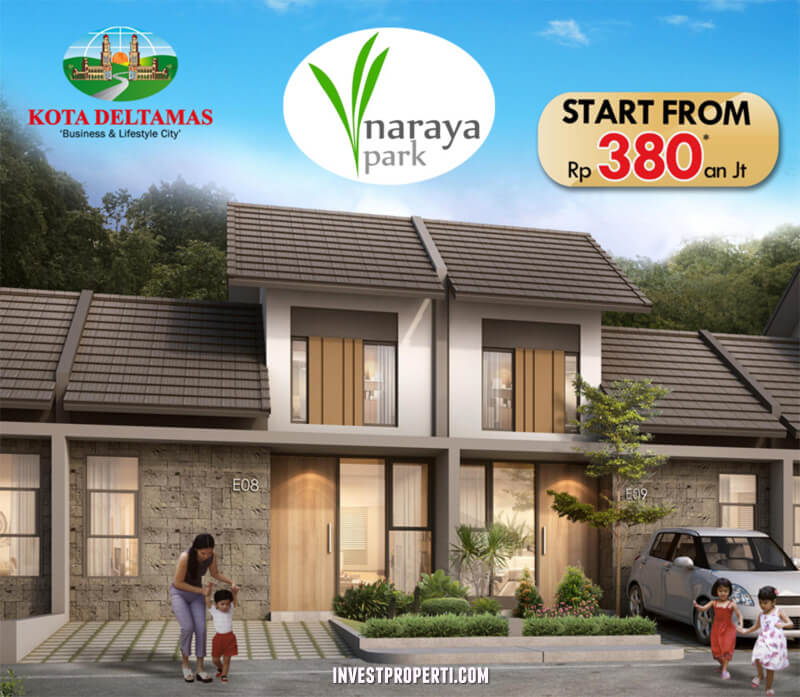 Rumah Naraya Park Kota Deltamas