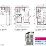 Rumah Lavon 2 Park Home G Series Floor Plan