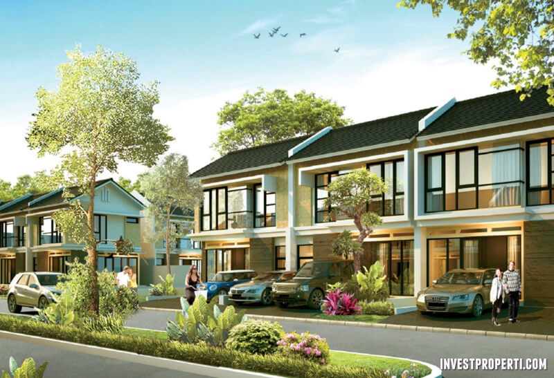 Rumah Vinus 88 Residence Pamulang