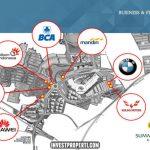 Business & Financial Building Summarecon Bekasi