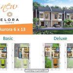 Elora Homes Summarecon karawang Tipe Aurora