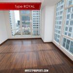 Foto Apartemen Kensinton Royal Suites Tipe Royal