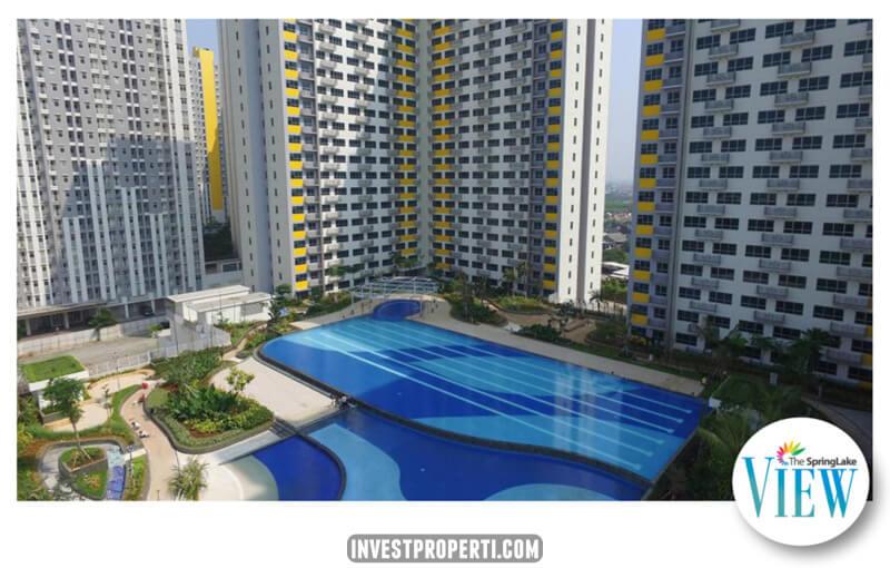 Apartemen The SpringLake View Summarecon Bekasi