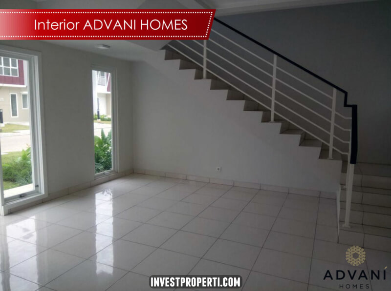 Unit Rumah Advani Homes Karawang