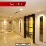 Foto Lobby Apartemen Kensinton Royal Suites Tipe Suites
