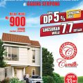 Rumah Carrillo Residence Paramount Serpong Dijual