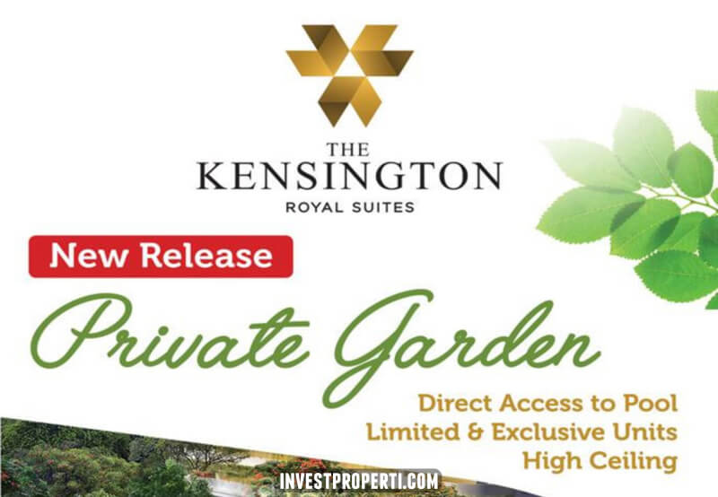 The Kensington Royal Suites Private Garden