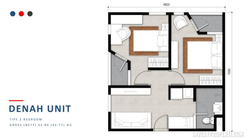 Apartemen Logios Depok