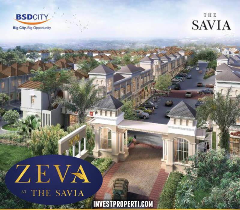 Zeva at Savia BSD