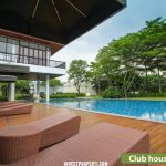 Club House Scarlet The Springs Summarecon Serpong