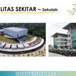 Fasilitas Sekolah Sekitar Srimaya Residence