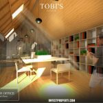Tobils Villa Bali Office Interior
