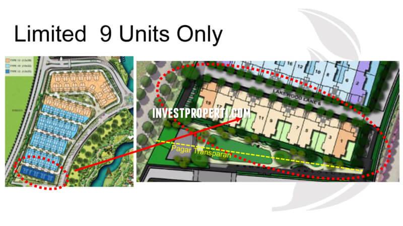 Lokasi Rumah Lakewood Navapark Tipe 12