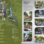 Master Plan Perumahan The Zora BSD
