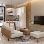 Interior Design Rumah Cluster Caelus Greenwich Park Tipe 8