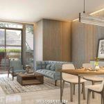 Interior Design Rumah Cluster Caelus Greenwich Park Tipe 9