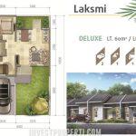 Cluster Arkana Srimaya Residence - Tipe Laksmi Deluxe