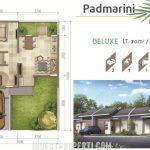 Cluster Arkana Srimaya Residence - Tipe Padmarini Deluxe