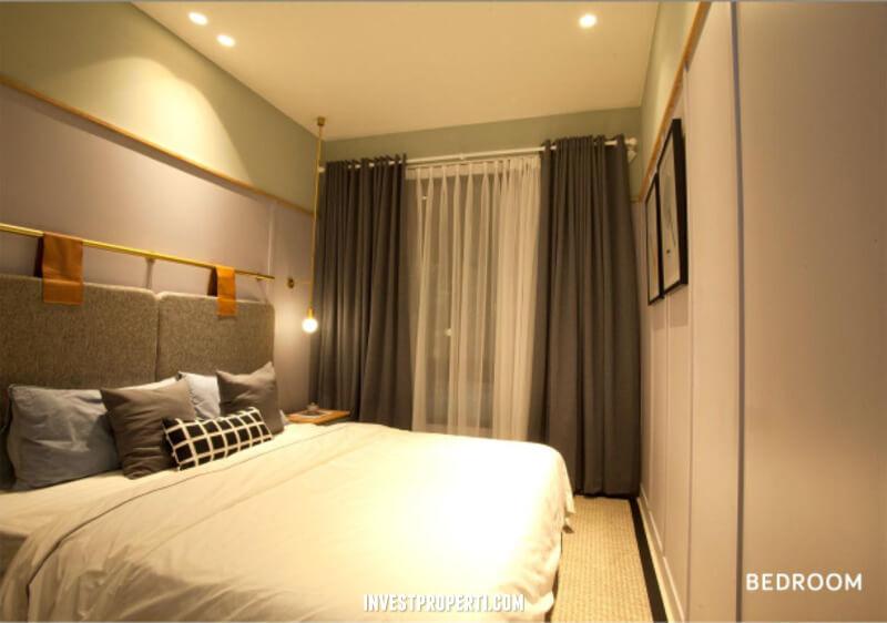 Show Unit Apartemen Lloyd 2 Bedroom