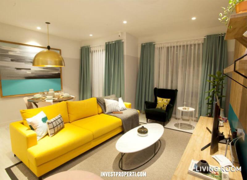 Show Unit Apartemen Lloyd 2 BR