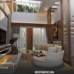 Tobils Villa Bali Living Room