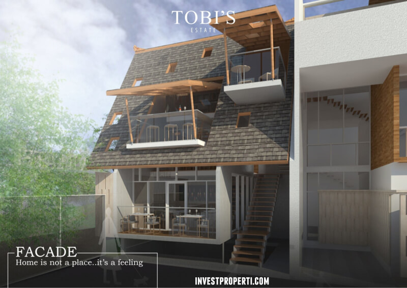 Tobi's Villa Baru Bali