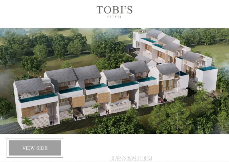 Tobi's Villa Terbaru Bali