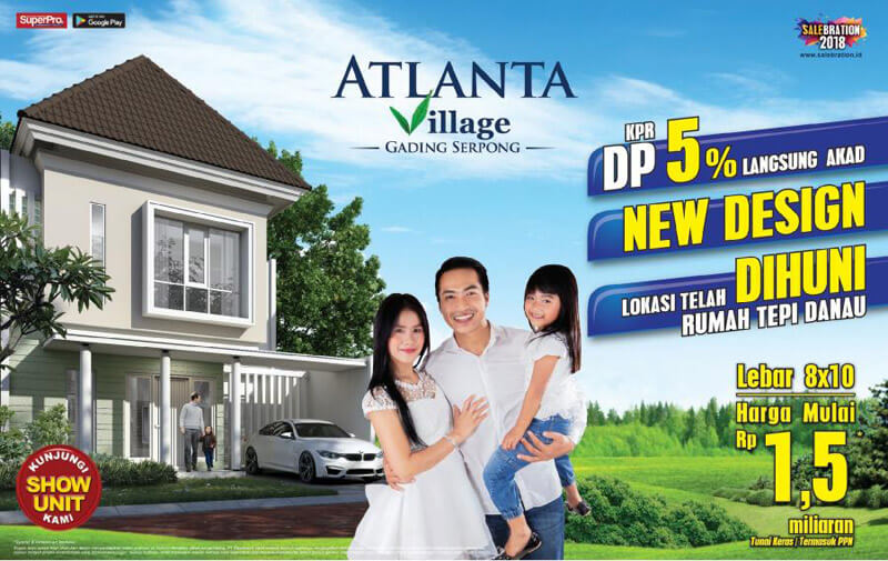 Atlanta Village Gading Serpong