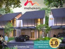 Dijual Rumah Mahakam Jakarta Garden City