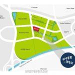 Peta Lokasi Upper West BSD City