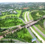 Lokasi Upper West BSD City