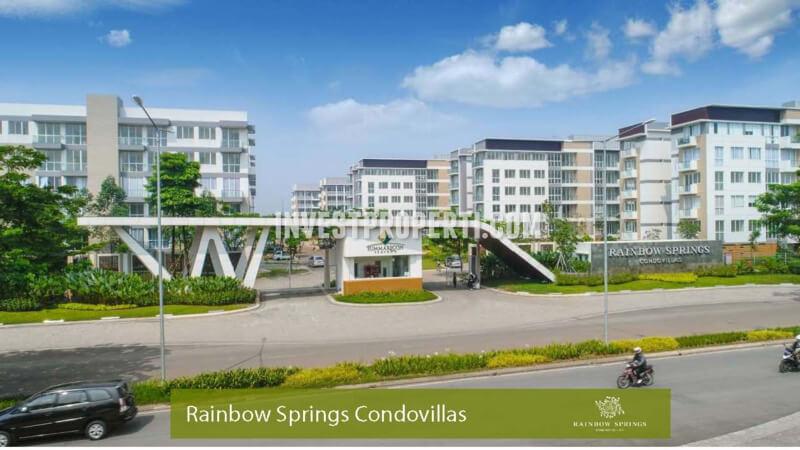 Rainbow Springs Condovillas Summarecon Serpong Gate