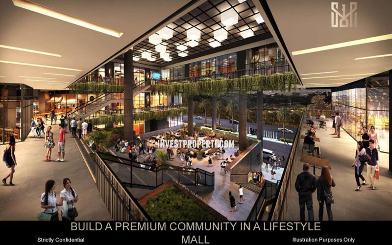 Saumata Premier Alam Sutera Lifestyle Mall