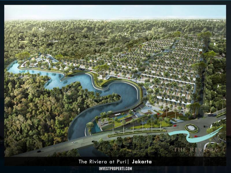 The Riviera Puri Jakarta