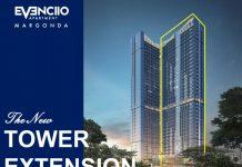 Apartemen Evenciio Margonda Tower Extension