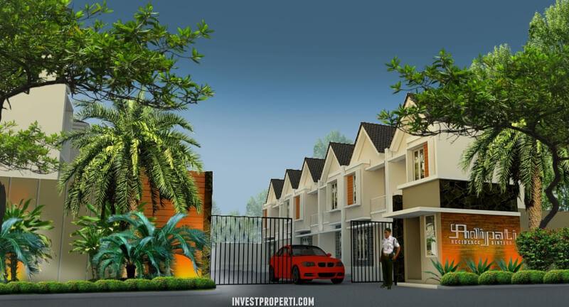Cluster Adipati Residence Bintaro