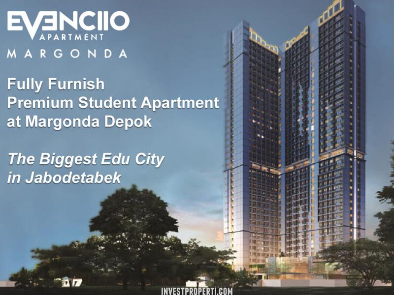 Evenciio Apartment Margonda Depok