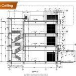 Floor Plan Ruko SpringLake View Summarecon Bekasi