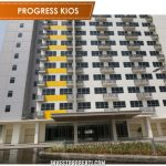 Foto Progress Kios The SpringLake View Summarecon Bekasi