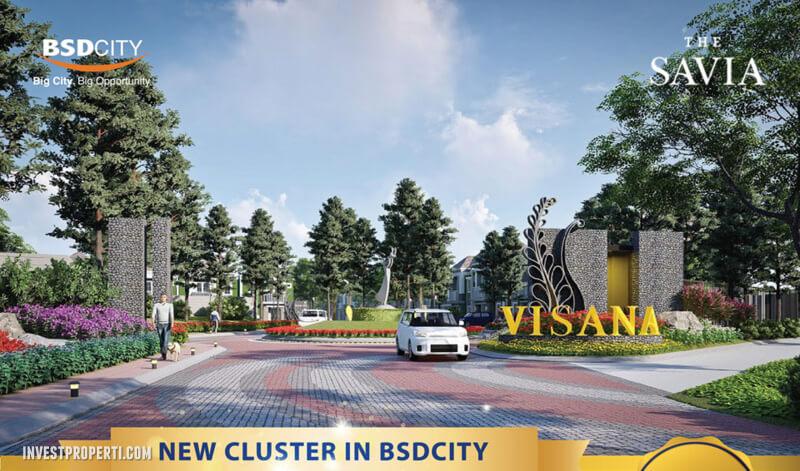 Gate Cluster Visana @ The Savia BSD