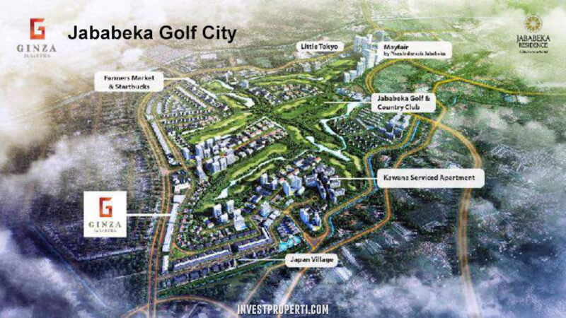 Jababeka Golf City