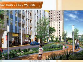 Kios Apartemen SpringLake View Summarecon Bekasi